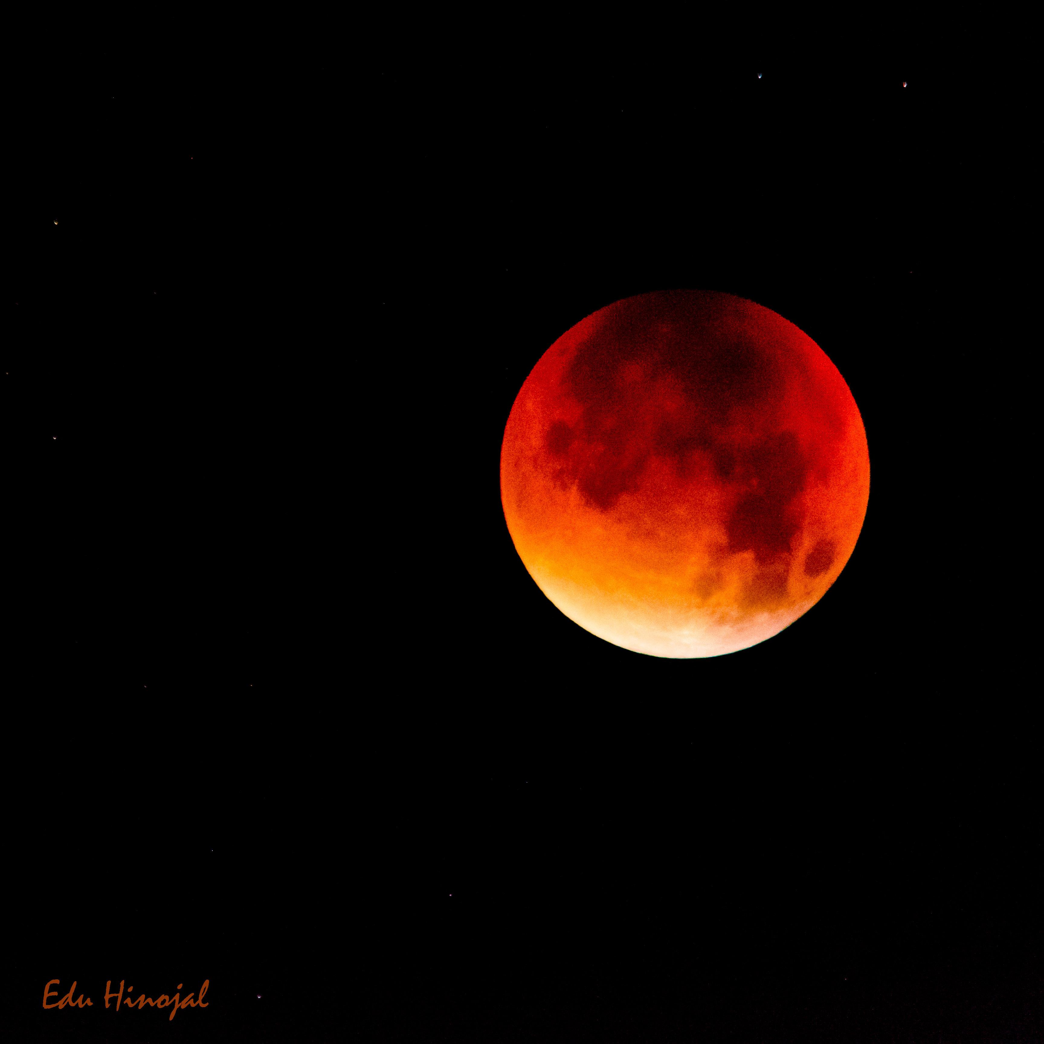Luna de Sangre Sep'16