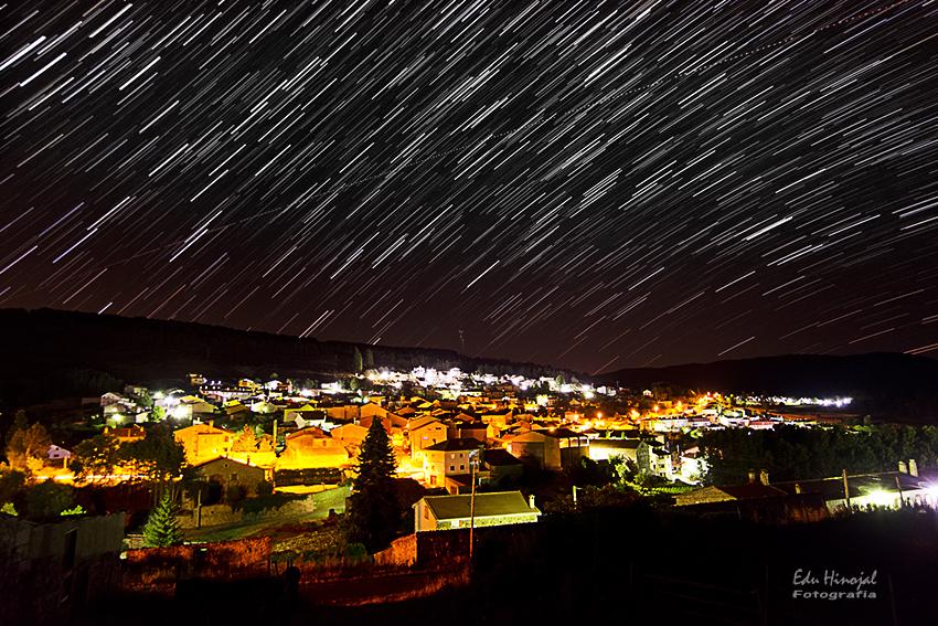 Cielo Oscuro Gredos Norte